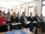 """U sklopu projekta """" Start up"""" programa održana prezentacija Biznis planova učesnika projekta"""
